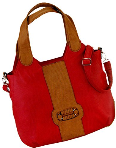 Alessandro® METROPOLITANA 4404 Handbag Damentasche Damen Handtasche 4 Farben schwarz/grau