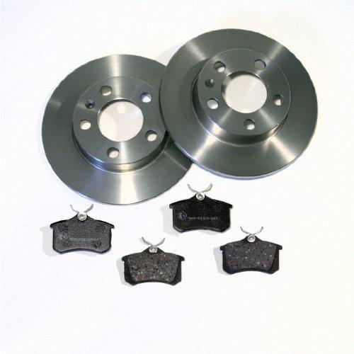 Bremsscheiben 15 Zoll/Bremsen + Bremsklötze für hinten/für die Hinterachse