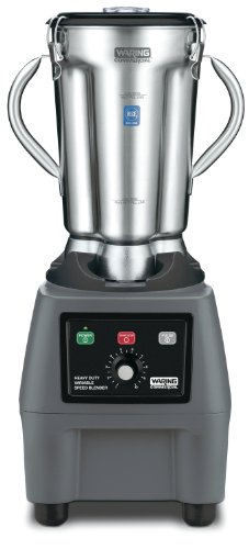 Waring Commercial cb15V Mixer, großes Fassungsvermögen (Commercial Waring Mixer)