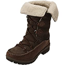 Merrell Emery Lace High - Botas para mujer, color braun (marron (falcon)), talla 36