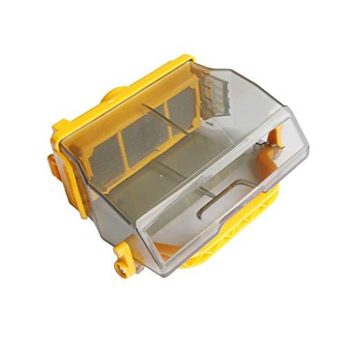 ToDIDAF Staubsauger-Zubehör, Ersatzteile für Kehrroboter, 1 Stück Staubbox für Ecovacs DEEBOT CEN630 CEN530 covacs DEEBOT CEN630 CEN530 Staubsauger