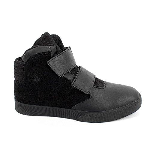 Johnny CHICOS–Space Sneaker High Noir - Noir