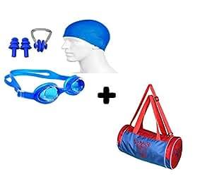 BLT BLT-1655 Swimming Kit (Multicolour)