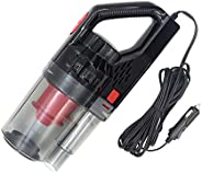 Carrfan DC 12V Car Vacuum Cleaner, High Power 150W 6000PA Wet/Dry Handheld Portable Auto Vacuum Cleaner