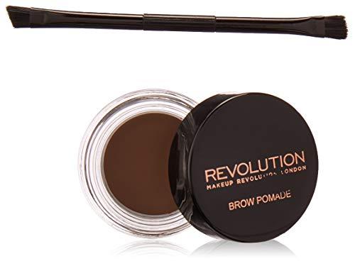 Makeup Revolution Brow Pomade Medium Brown Krem do