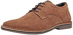Steve Madden Mens Hatrick Oxford, Tan Suede, 8 US/US Size Conversion M US