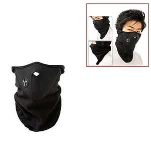 Goliton® Masque du vélo moto coupe vent poussière froid pour sport en plein air ski etc. - Noir