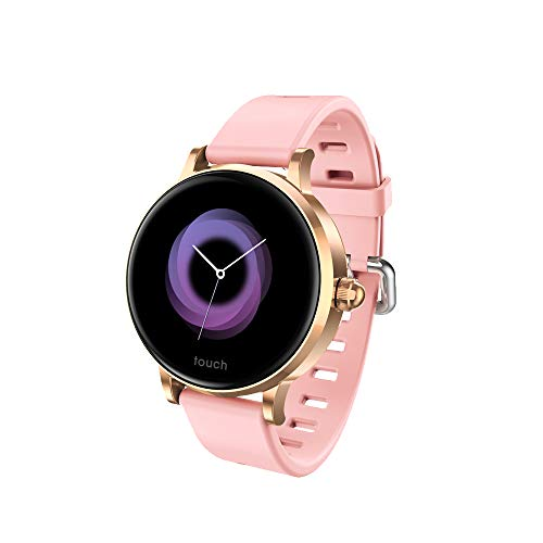SoloKing Reloj Inteligente Mujer Impermeable Monitorización