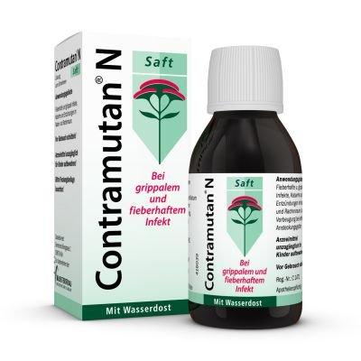 Contramutan N, 250 ml Saft -