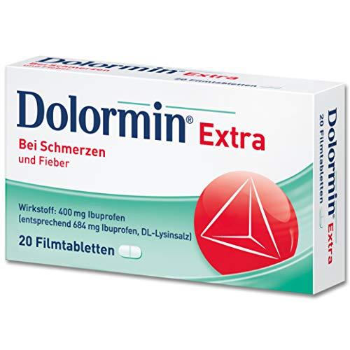 Dolormin Extra Filmtabletten, 20 St