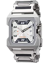 Fastrack Party Analog Silver Dial Men's Watch NM1474SM01 / NL1474SM01