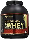 Optimum Nutrition Gold Standard 100% Whey Proteine del Siero di Latte in Polvere, Gusto French Vaniglia - 2273 gr