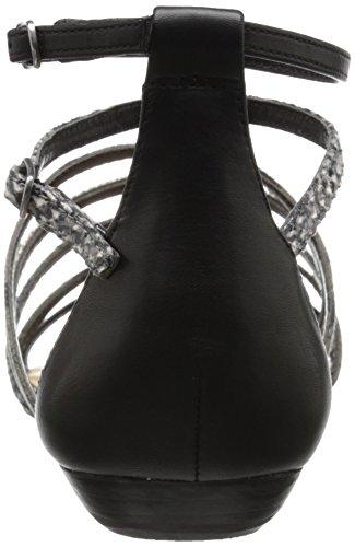 Nine West Aboutthat Synthetic Kleid Sandale Black/Multi 0bPAaOWWm