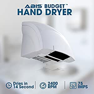 Automatic Hand Dryer - Electric Hand Dryer Low Running
