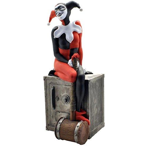 DC Comics Bust Bank Harley Quinn 27 cm Plastoy Salvadanai