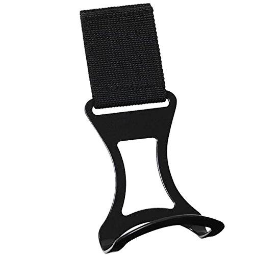 Blakläder 402000009900ONESIZE Hammerschlaufe mit Klettverschluss Einheitsgröße in schwarz, unique