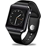 Plateforce A1 Smart Watch Phone Camera SIM Card Pedometer Men Women Sport Smartwatch for Android iOS Phone