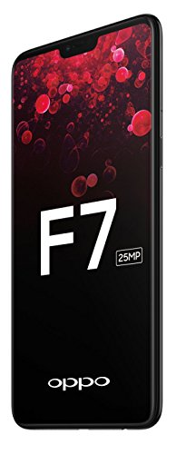 Oppo F7 (Black, 64GB) with Offers