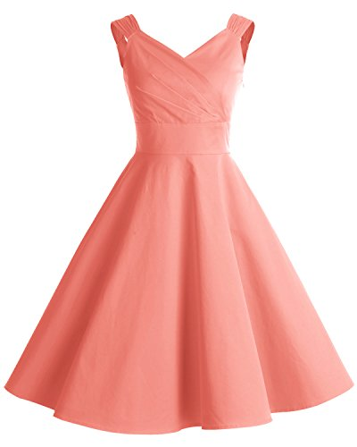 Bridesmay-Womens-Vintage-Dresses-1950s-A-line-Retro-Swing-Party-Dress