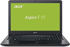 Acer Aspire F 15 (F5-573G-70YT) 39,6 cm (15,6 Zoll FHD) Laptop (Intel Core i7-7500U, 8GB RAM, 256GB SSD + 1000GB HDD, NVIDIA GeForce GTX 950M, DVD, Win 10 Home) schwarz