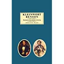 Kleinwort Benson: A History of Two Families in Banking: The History of Two Families in Banking