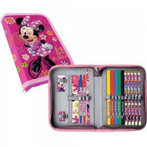 Estuche Minnie Disney Flowers completo