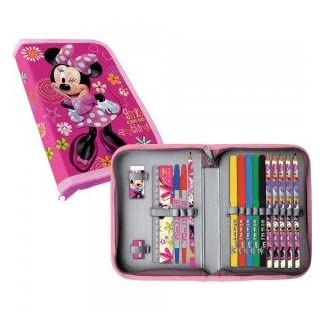 Estuche Minnie Disney Flowers completo