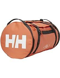 Helly Hansen HH Duffel Bag 2 90L Bolsa De Deporte, Unisex Adulto, Cherry Tomato/Ebony