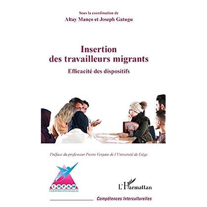 Insertion des travailleurs migrants: Efficacité des dispositifs (Compétences interculturelles)