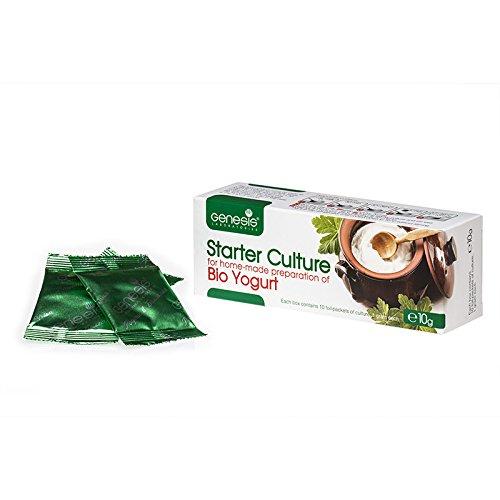 Bio yaourt bulgare Starter Culture - naturel, fait maison - pour et de 50 litres