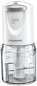 Grundig 2102682 Multi-Hachoir avec 4 Lames