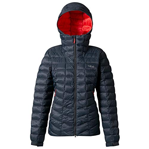 41WoEePXdrL. SS500  - Rab Women's Nebula Pro Jacket Warm, Water- Repellent Winter Jacket Tough and Versatile Insulated
