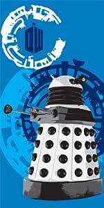 Zap Dr Who Supreme Towel