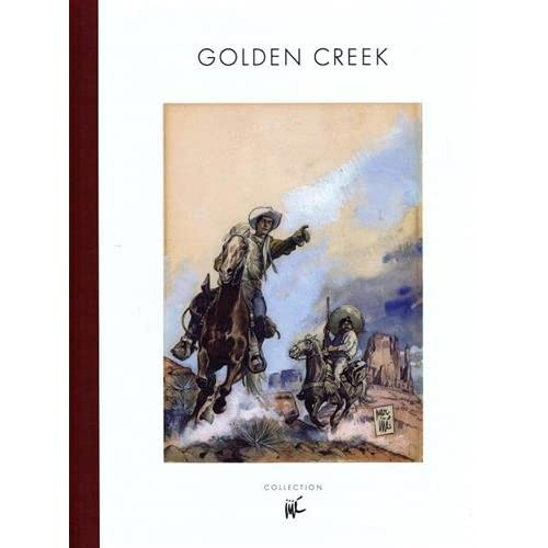 Jerry Spring, Golden Creek, Tirage Luxe