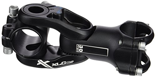 XLC Unisex- Erwachsene Comp A-Head Vorbau ST-T15 Alu, Schwarz, One Size -