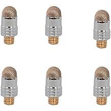 The Friendly Swede Pack de 2 Lápices Táctiles Multiuso 3-en-1 para Pantalla Táctil: Lápiz Táctil con Punta en Microfibra + Disco de Precisión + Bolígrafo - GARANTÍA DE POR VIDA (Puntas)
