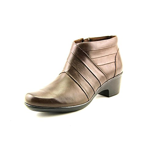 Clarks Malia Hue-Boot Brown