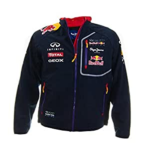 infiniti red bull racing official teamline sponsoren softshell jacke formel 1 f1 navy xxl. Black Bedroom Furniture Sets. Home Design Ideas