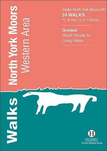 Walks North York Moors: Western Area
