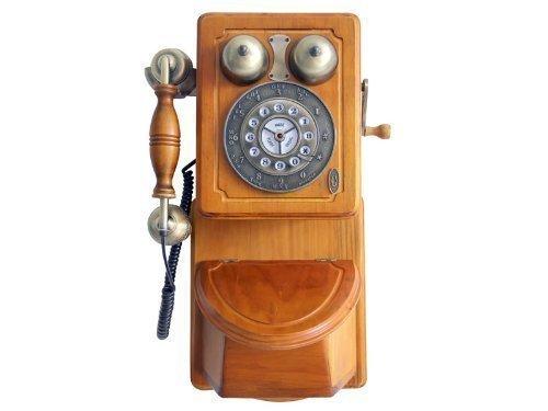 Pfiffig-Wohnen Old Fashion Style Nostalgie Telefon 1879