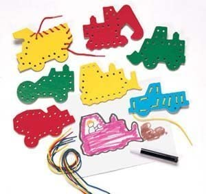 LAURI LAURI LAURI Lacing & Tracing - Construction Set by Lauri B01A9N3OA0 2dd792