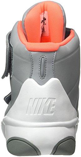 Nike Herren Marxman Basketballschuhe Gris (Stealth / Stealth-Hot Lava-White)