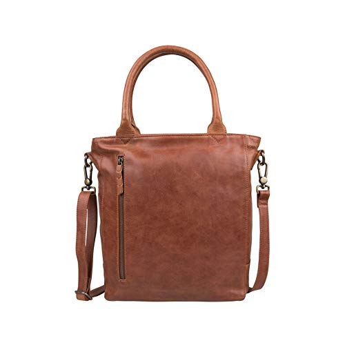 Cowboysbag Bag Luton Medium Handtasche Leder 30 cm Laptopfach -