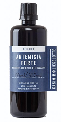 Artemisia Annua Forte, hochkonzentrierter Extrakt des Einjährigen Beifußes 100 ml -
