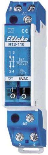 ELTAKO R12-110-8V - RELE CONMUTADOR CONTROL ELECTROMECANICO