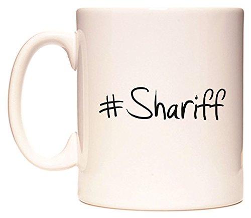 #Shariff Becher von WeDoMugs