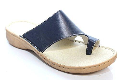 Marco Tozzi 27900 Femme Sandales Bleu Bleu