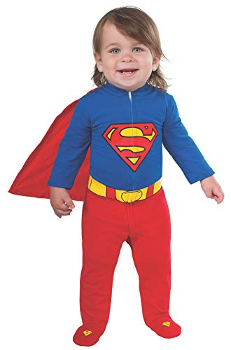 Kostüm Superman DC Comics Krypton-Baby (Kostüm Superman Baby)