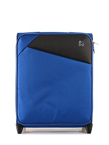 MODO by Roncato Bagaglio A Mano Jupiter Blu, Misura: 55x40x20 Cm, Peso: 2.3 Kg, Capacità: 39 L