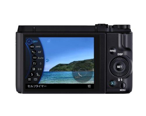 Imagen 5 de Casio EX-ZR1000BK
